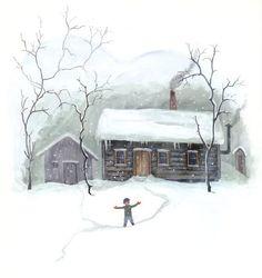 Иллюстратор Barbara Cooney.Автор Mary Lyn Ray.Страна США.Год издания 1999.Издательство Little, Brown and Company................................................... Winter Illustration, Illustration Art, Barbara Cooney, Garth Williams, Happy Images, Cosy Winter, Snow Queen, Childrens Books, Illustrators