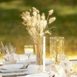 Thanksgiving Table Centerpiece Decorating Simple Ideas