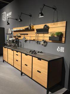 Office Interior Design, Kitchen Interior, Kitchen Decor, Interior Design Atlanta, Interior Modern, Modern Luxury, Office Interiors, Metal Furniture, Furniture Design