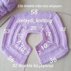 Discover thousands of images about Garter Yoke Baby Cardigan free Knitting Pattern Baby Knitting Patterns, Knitting For Kids, Easy Knitting, Crochet For Kids, Knitting Stitches, Baby Patterns, Knitting Projects, Blanket Patterns, Cardigan Bebe