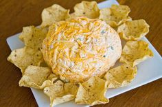 Buffalo Chicken Cheese Ball - this will be perfect for New Year's or the Super Bowl.