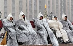 Why Winter is Good for Occupy Wall Street