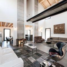 BRANDO concept | solo 66 mq living open space interior design | 66 ...