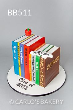 "Another great ""Cake Boss"" Cake  Carlo's Bakery - Book Specialty Cake Designs"