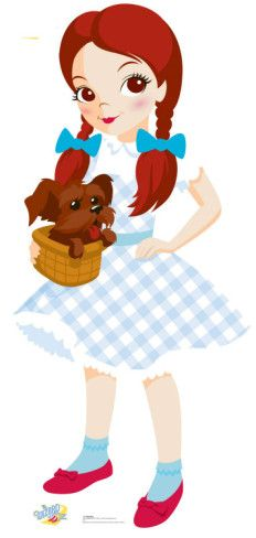 Dorothy - Kids Wizard of Oz Stand Up