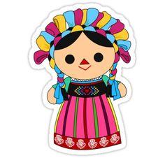 Trapo Mexican Maria Dolls | alapapaju › Portfolio › Maria 3 (Mexican Doll)