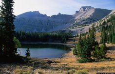 If you want to climb a 13,000 foot mountain, explore caves and experience the solitude of the desert, Great Basin National Park is for you. ...
