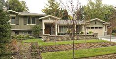 side split home | 1000+ images about Split entry addition ideas on Pinterest | Craftsman ...