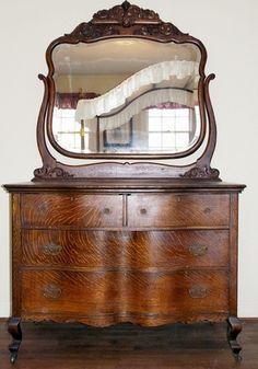 100 Best Antique Oak Dressers Images