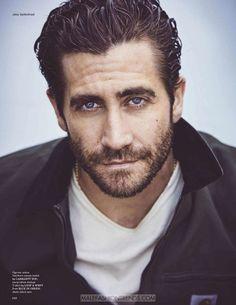 Male Fashion Trends: Jake Gyllenhaal por Matthew Brookes para GQ Style UK