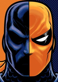 Deathstroke | Injustice Deathstroke Mask