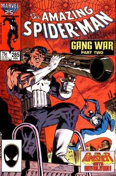Amazing Spider-Man 285
