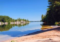 Welcome to Charleston Lake Provincial Park Ontario Parks, Canada Ontario, Discover Canada, Visit Canada, Travel Memories, Landscape Photos, State Parks, The Good Place, Places To Visit