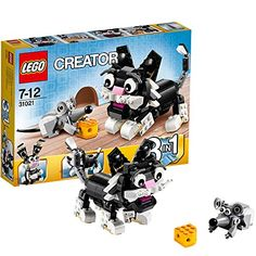 LEGO Creator Cat and Mouse 31021 -- Read more reviews of the product by visiting the link on the image. #LEGOLearning