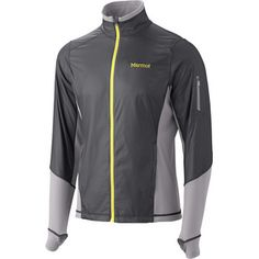 Fusion concept also available as jacket - ideal for cold weather running #Marmot #RockCreek