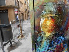C215 en Barcelona