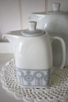 Teapots from Rörstrands