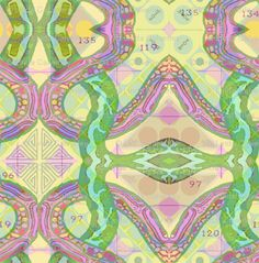 snakes - custom fabric design