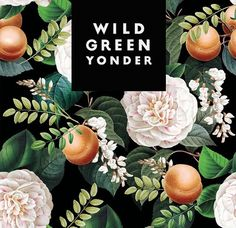 wild green yonder custom pattern by baumbirdy