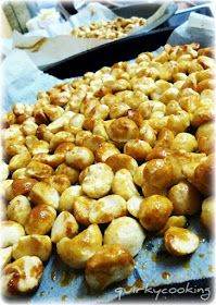 Quirky Cooking: Sweet 'n' Salty Nuts