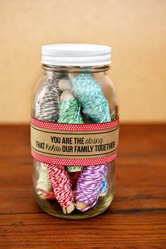 Mother's Day Gift idea with free printable
