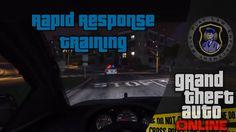 GTA V | Rapid Response Training [PS4]