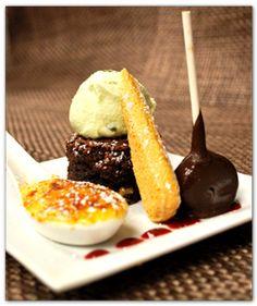 Lawson's Pub: White Truffle & Asiago Potato Chips, Filet Mignon Sliders, then Boneless Braised Short Ribs #gastropub