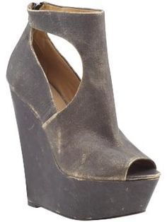 This is my favorite shoe in my closet. On sale purchase, too. L.A.M.B. rocks!