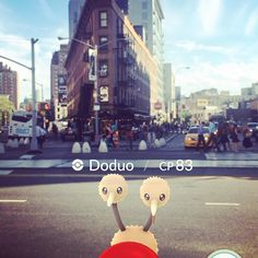 My new post on @mytrendingstories !  If you stay in/plan to visit NYC and eat sleep breathe Pokemon Go (like me ) then this article is a must read for you! :) #link in bio! #ruchyum #pokemongo #nyc #newblogpost #mytrendingstories #pokemongame #crazyme #craze #pokemonmania #argames #nycigers #instagrammers #ruchyuminspirations