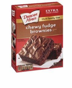 Brownie mix is super delicious! Especially if it is edible... I myself take a liking to brownie mix. I'd rather eat the mix than the actual brownie! This edible brownie mix is a safe, and delicious way to enjoy your dessert!