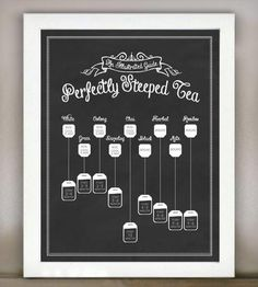 Perfectly Steeped Tea: An Illustrated Guide by Lettered & Lined on Scoutmob Shoppe