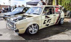 Mk1 R32 #earlyedition #edition38 #mk1golf #golfmk1 #r32 #mk1r32 #fifteen52 #golf #turbo #recaro #airride #vwlove #v https://t.co/vqPTh9G1sI
