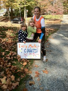 Each week we like to shine a spotlight on people doing amazing work — both with Charity Miles and without. This week we're featuring Erin Thorton, marathoner, mother of two, and executive director at Every Mother Counts.