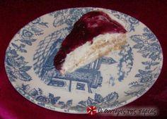 Cheesecake με γιαούρτι και μέλι #sintagespareas