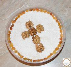 Coliva traditionala Pie, Desserts, Food, Pie And Tart, Pastel, Deserts, Fruit Cakes, Pies, Dessert