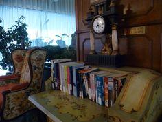 Libri in italiano e in lingua straniera per la lettura Sandra Hotel Minerva Pordenone Italia