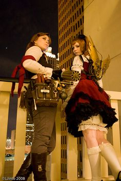 DragonCon Steampunk-6 | Flickr - Photo Sharing! Wings.