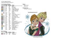 Anna & Elsa - Frozen 2 of 2