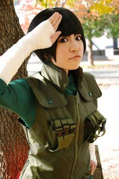 Rock Lee | Naruto #cosplay #anime