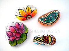 painted rocks | Painted rocks - august | Flickr - Photo Sharing!