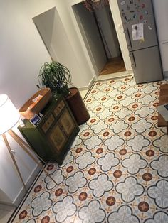 yamia cement tiles