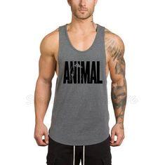 4a0b735aaf2f8 YeeHoo Hommes NO Pain NO Gain Athlétique T-Shirt Débardeur Musculation Tank  Top Sport Fitness