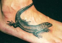 3D-amazing-Lizard-tattoo-on-men-foot.jpg (500×353)