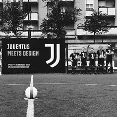 @juventus brought its Black and White and More experience to Milan Design Week hosting a quick-paced match between designers and journalists to end the week. Stay tuned for our post-match report on Wallpaper.com #blackandwhiteanddesign #2BeJuventus #salonedelmobile  via WALLPAPER MAGAZINE OFFICIAL INSTAGRAM - Fashion Design Architecture Interiors Art Travel Contemporary Lifestyle