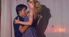 Diego Luna and Romola Garai in Dirty Dancing: Havana Nights. Diego Luna, Romantic Kiss Gif, Romantic Couples, Perfect Couple Pictures, Romantic Pictures, Daddys Girl Quotes, Scene Couples, Romantic Boyfriend, Romantic Comedy Movies