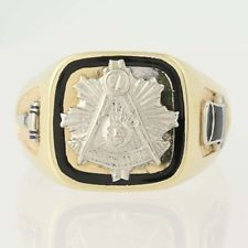 c08cd7e6661b9 339 Best Masonic vintage rings and jewlry images in 2019 | Vintage ...