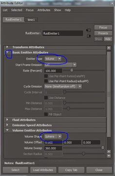 modelling, texturing, rendering, animation tutorial: Create Explosion in Maya with Fluid