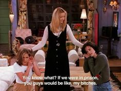 Absolutely love Phoebe! #Friends