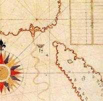 Suez-Piri Reis. L'Empire a su hériter de l'éducation, des sciences, des techniques et des universités byzantines, devenues ottomanes et admirées dans toute l'Europe à la fin du Moyen Âge. Ces universités orientales se tenaient au courant des découvertes occidentales : l'amiral Piri Reis a ainsi pu faire une copie de la carte de l'Amérique de Christophe Colomb, et celle-ci ayant été perdue, la copie de Reis est à ce jour la plus ancienne carte du nouveau continent.