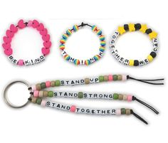bullying is beat charity loading itm wristband s image alert stop bracelet silicone awareness adult
